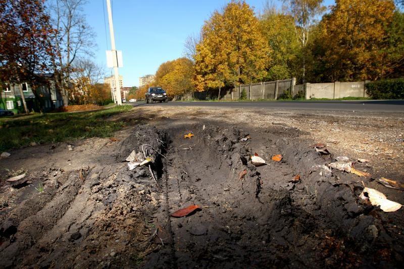 Po gatvės remonto – gyventojų skundai