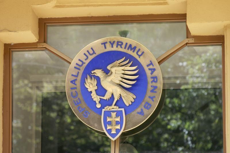 STT agentai Vilniuje sulaikė du advokatus, teisėjo kabinete – krata