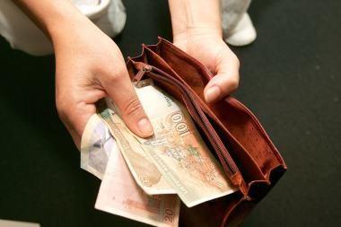 Klaipėdos biudžetas bus mažinamas antrą kartą