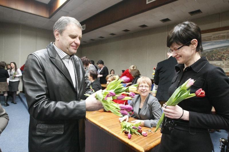 Moters dieną Klaipėdos savivaldybėje – kalbos apie seksą