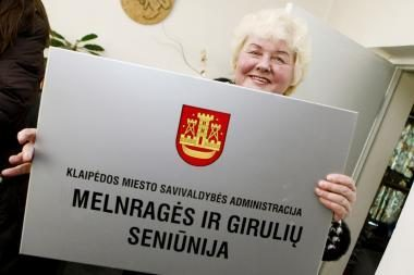 Melnragės ir Girulių gyventojai prašo nenaikinti seniūnijos