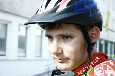 Studentai iš Anglijos į Lietuvą grįš dviračiais