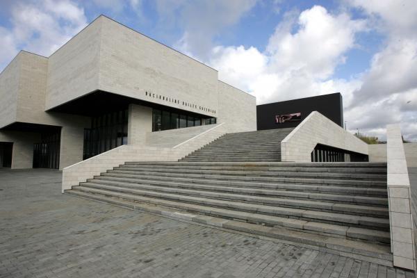 Nacionalinė dailės galerija pristato paskaitų ciklą apie architektūrą