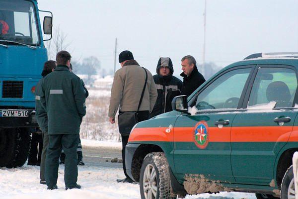 Vilniaus rajone per avariją žuvo jauna moteris