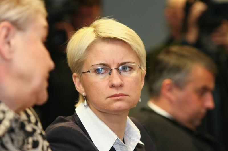 N.Venckienė: bilietą į Seimą jau turiu, nebent jį iš manęs atimtų