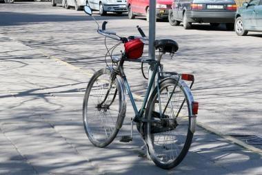 Klaipėdoje suaktyvėjo dviračių vagys