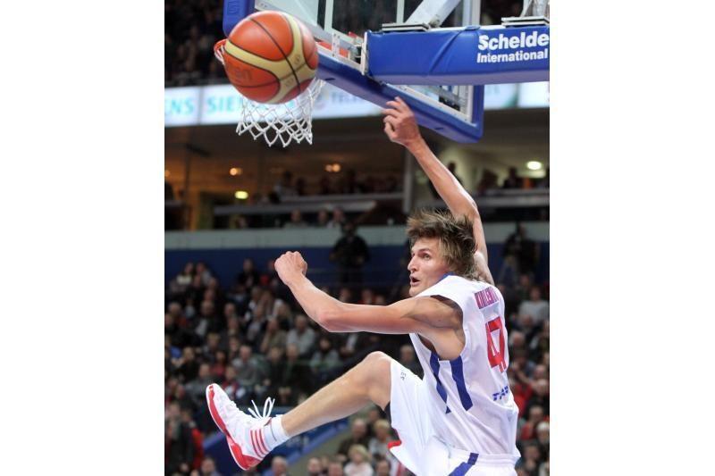 "Vilniaus ""Lietuvos rytas"" - Maskvos CSKA 67:84"