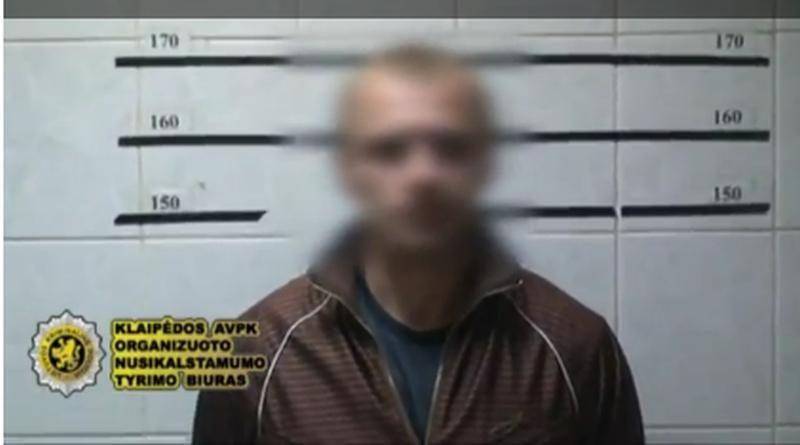 Pabėgę iš Lietuvos nusikaltėliai vertėsi nelegalų gabenimu