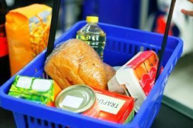 Prezidentės patarėjas: augančios maisto produktų kainos nebus toleruojamos