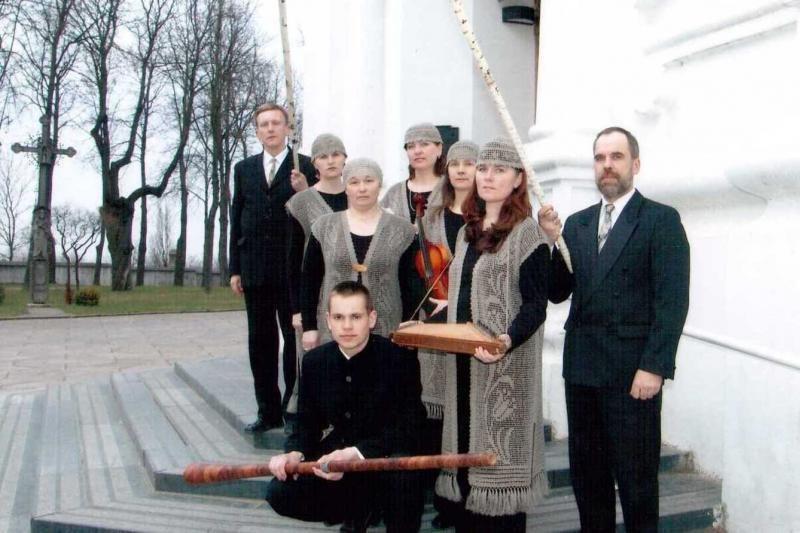 Etnokultūros centre – gavėnios popietė su religinio folkloro ansambliu