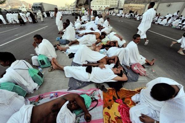 Hadžas: daugiau nei 2 mln. musulmonų susirinko maldai