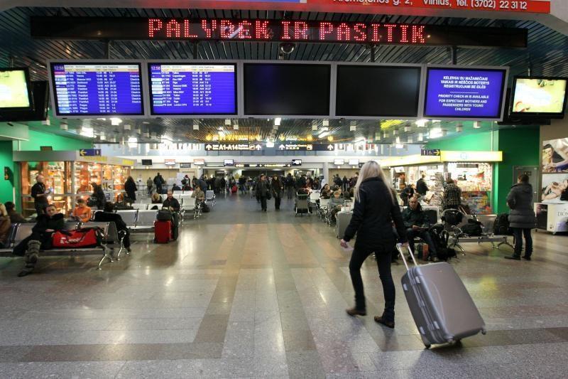 """Rusijos """"Aeroflot"""" pradeda skrydžius iš Maskvos į Vilnių"""