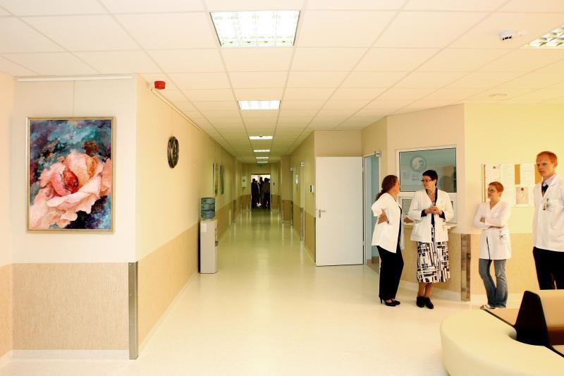 Kauno klinikose – 9 mln. litų vertės Radiologijos diagnostikos centras