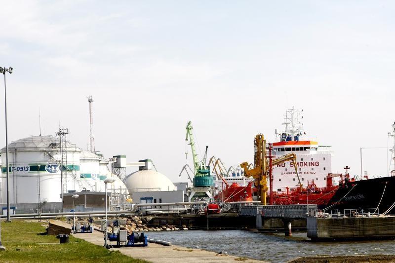 """""""Klaipėdos nafta"""" turės rekuperacijos įrenginį"""