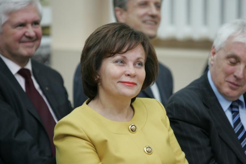 Ministrė: Rusijos siekis dominuoti žiniasklaidoje kelia susirūpinimą