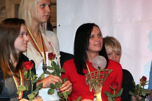 Išdalyti apdovanojimai geriausioms LMKL komandoms ir žaidėjoms
