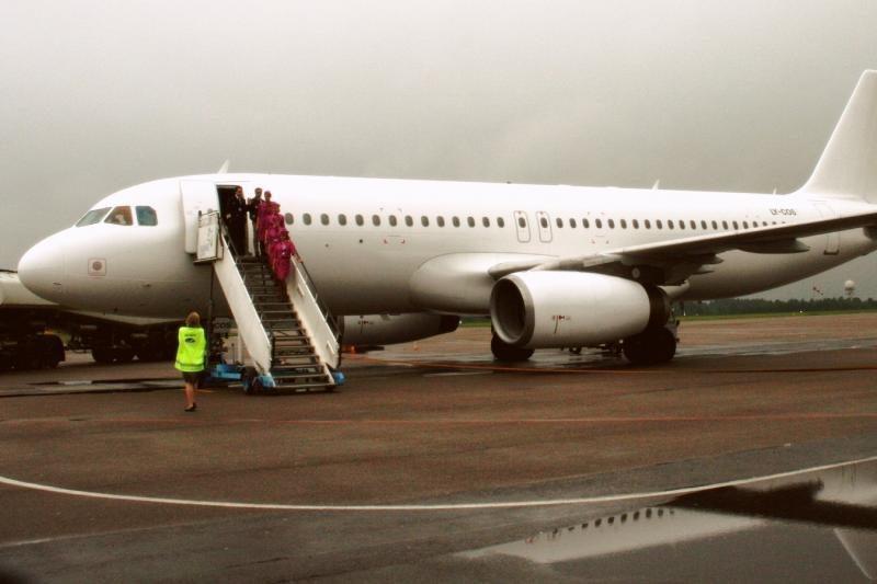 Kauną ir Reikjaviką sujungė tiesioginiai skrydžiai