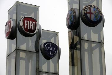 """Volkswageno"" įgeidis – ""Alfa Romeo"""