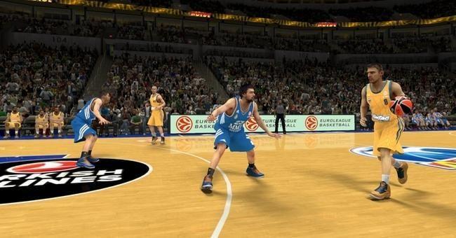"""""""Žalgiris"""" žengia į virtualią erdvę: ekipa debiutuos NBA 2K14 žaidime"""