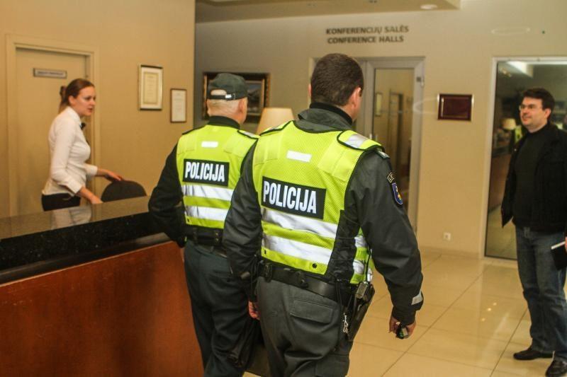 """""""Drąsos kelio"""" suvažiavime policijai nepavyko rasti N. Venckienės"""