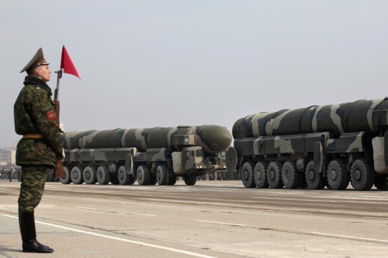 Rusija perspėja nesitaikyti į Sirijos cheminių ginklų arsenalą