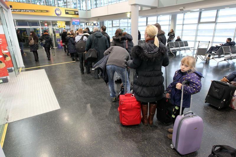 Pernai į Lietuvą sugrįžusių emigrantų skaičius išaugo triskart
