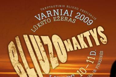 """""""Bliuzo naktyse 2009"""" - variacijos bliuzo tema"""