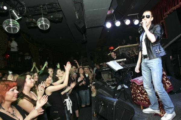 "Vilniuje vėl siautės ""Tabami Goes George Michael"" su Sasha Son(g)"