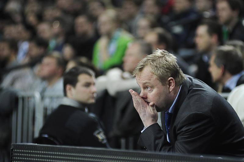 """Be įtampos: """"Žalgiris"""" ant menčių paguldė Estijos čempionus"""