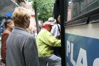 Klaipėdos autobusų keleivių laukia pokyčiai