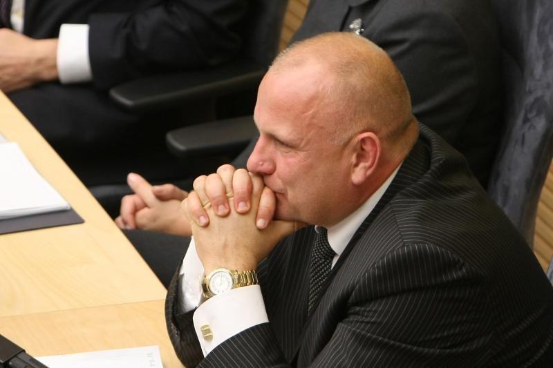 Seimo narys R.Ačas iš naujo stos į Liberalų sąjūdį