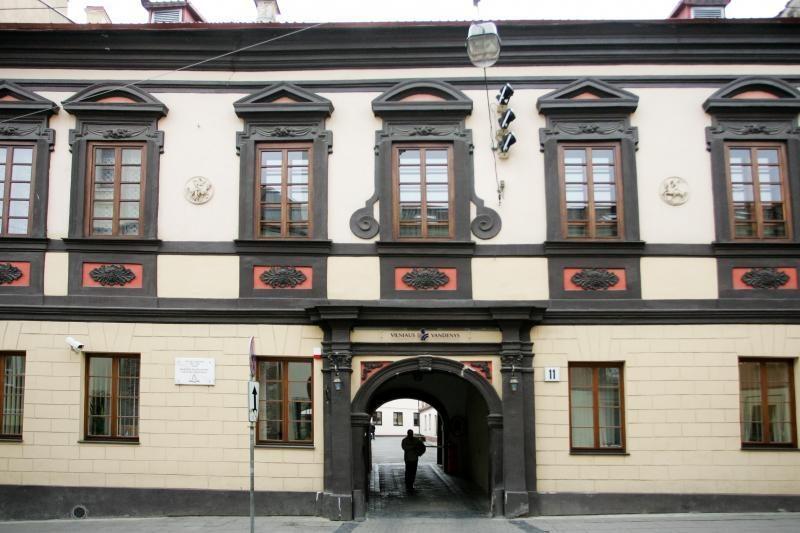 """Buvusius """"Vilniaus vandenų"""" vadovus teismas pripažino kaltais"""