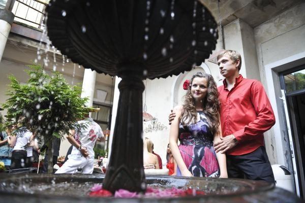 G.Martirosianaitė: šokių projekto pabaigoje žadu pakelti taurę šampano
