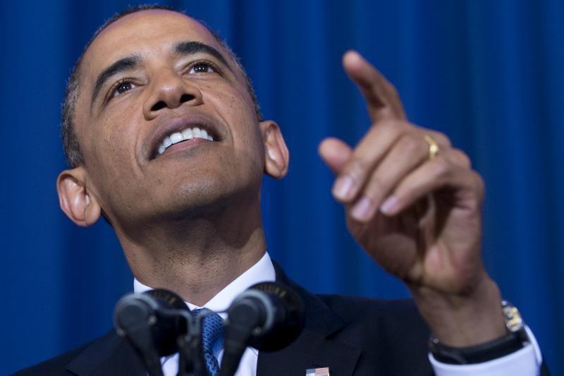 Vizitą PAR pradėjęs B. Obama neaplankys sergančio N. Mandelos
