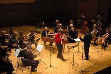 Klaipėdos kamerinio orkestro koncertas