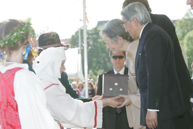 Japonijos ambasadorė atidarys fotografijų parodą Klaipėdoje