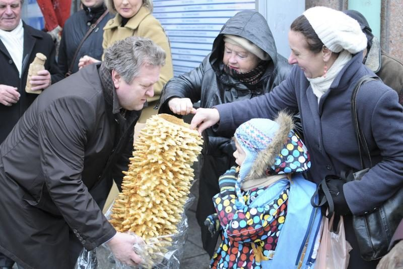 Pavasario pradžią skelbianti Kaziuko mugė oficialiai atidaryta!