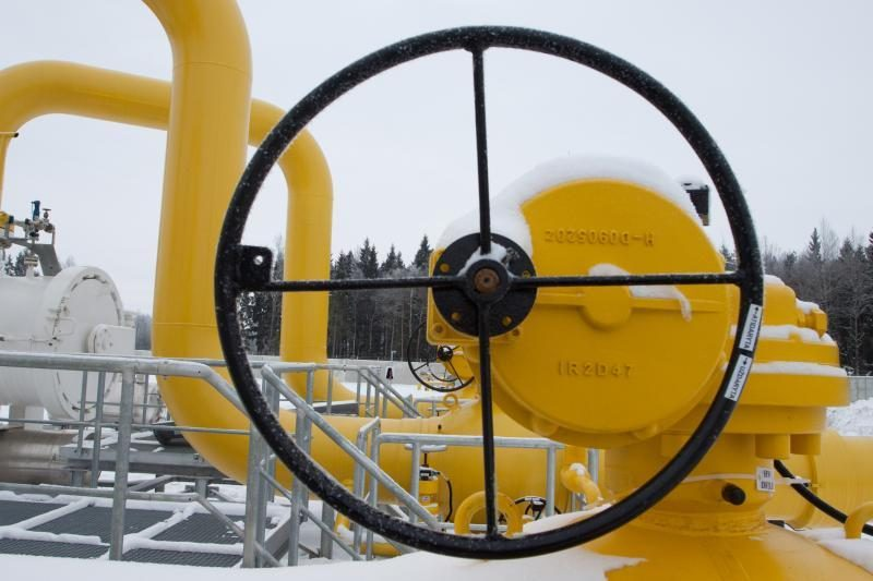"""""""Gazprom"""" pradėjo riboti dujų tiekimą Europai"""