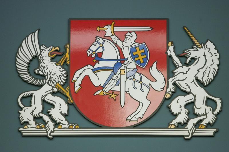 Pasaulio lietuviai - prieš platesnį vėliavos su Vyčiu naudojimą