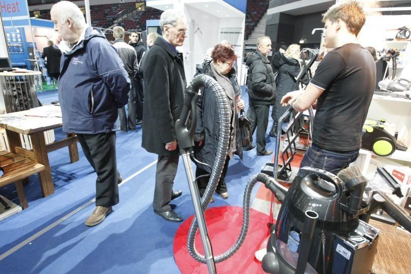 """Klaipėdoje lankytojų laukia jubiliejinė paroda """"Individuali statyba"""