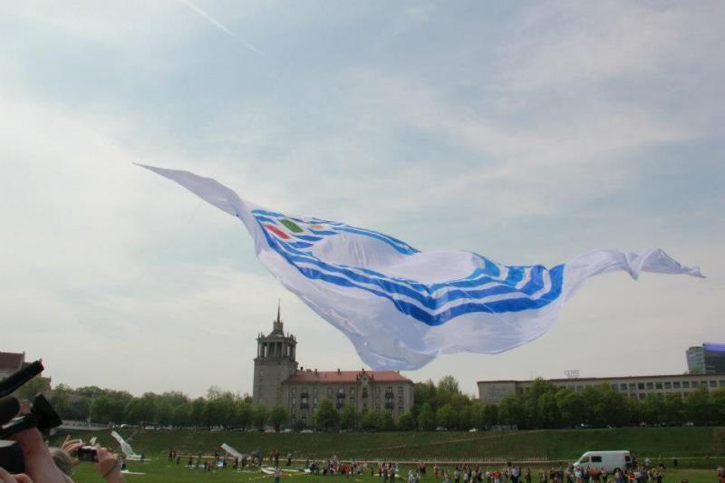 Pristatytas Lietuvos pirmininkavimo ES logotipas
