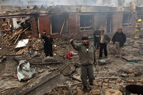 Afganistanas: Kabule per kovotojų atakas žuvo 17 žmonių