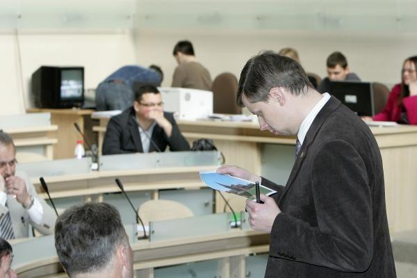 Kauno politikai pradėjo vilioti rinkėjus