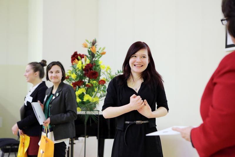 Klaipėdoje išrinktas geriausias jaunasis Lietuvos oratorius