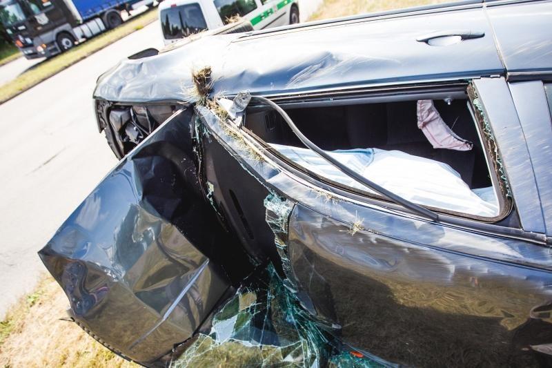 Šiurpus rekordas: per savaitę keliuose  žuvo 12 žmonių