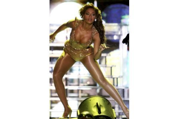 Geidžiamiausia įžymybė - Beyonce