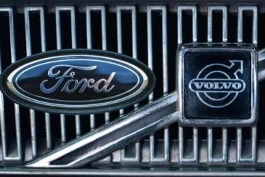 """Susitarta dėl """"Volvo"""" pardavimo"""