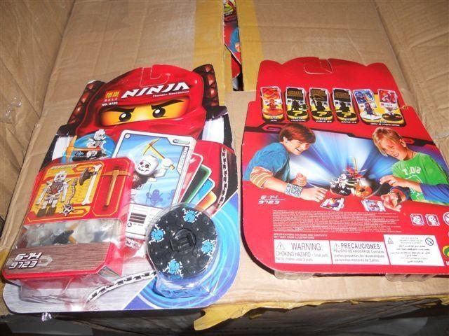 Uostamiestyje sulaikyta tūkstančiai vienetų žaislų klastočių