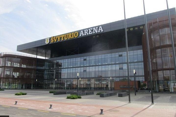 Į Klaipėdos areną ves rekonstruotos gatvės