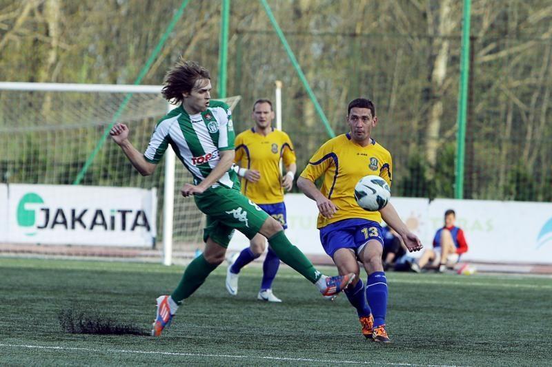 Žiūrovai išvys Čempionų lygos ir Europos taurės lietuvių klubų kovas